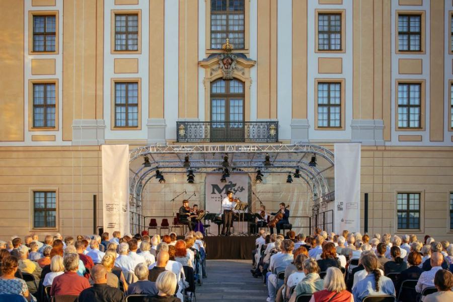Veranstaltungstipp: Moritzburg Festival